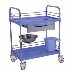 Abs medical instrument trolley amaris medical solutions
