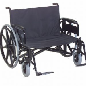 Extra wide bariatric wheel chair Amaris medical