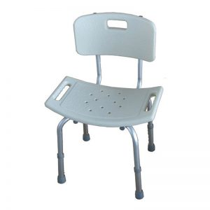 Shower-Seat-with-Backrest amaris medical solutions