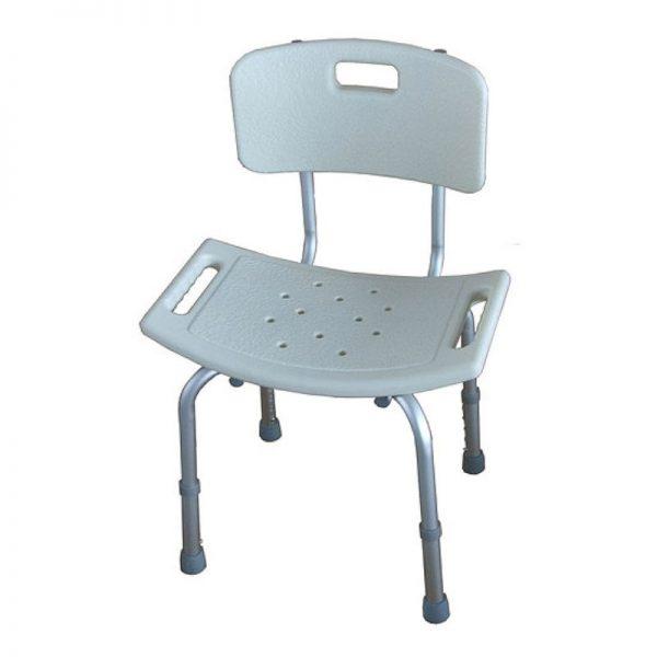 Shower-Seat-with-Backrest amaris medical solutions