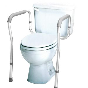 Toilet safety rails amaris medical