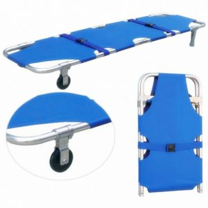 adjustable foldable stretcher amaris medical solutions