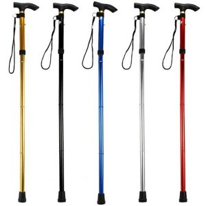 adjustable walking stick amaris medical solutions
