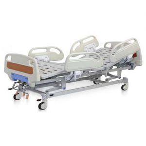 five-function-manual-hospital-bed-Amaris Solutions