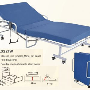 foldable hospital bed amaris medical solutions