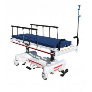 hydraulic patient-transport-trolley amaris medical solutions