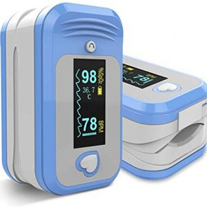 pulse Oximeter fingertip sp02 monitor amaris medical solutions