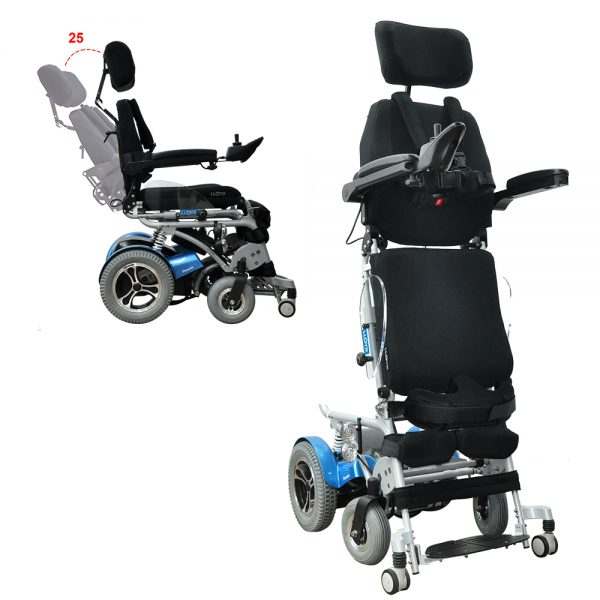 standing wheel chair Amaris medical solutions