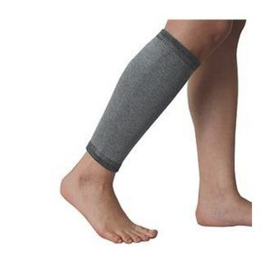 Elastic far infrared calf support amaris medical solutions