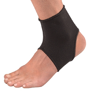 Neoprene ankle support amaris medical solutions