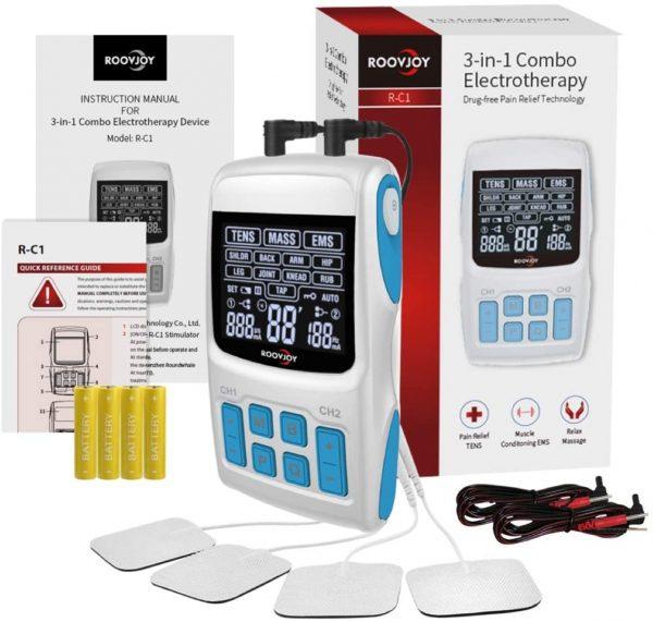 Portable tens machine roovjoy amaris medical solutions