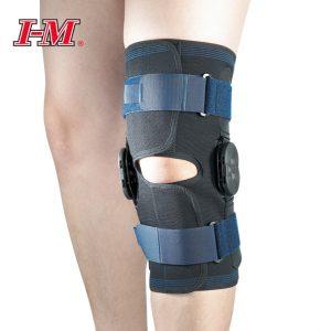 Snug knee brace with ROM hinge open type amaris medical solutions