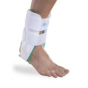 ankle brace stirrup brace air pad amaris medical solutions