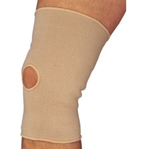 elastic open knee support amaris medical solutions