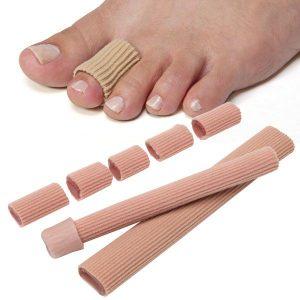 silicone tubular toe protector amaris medical solutions